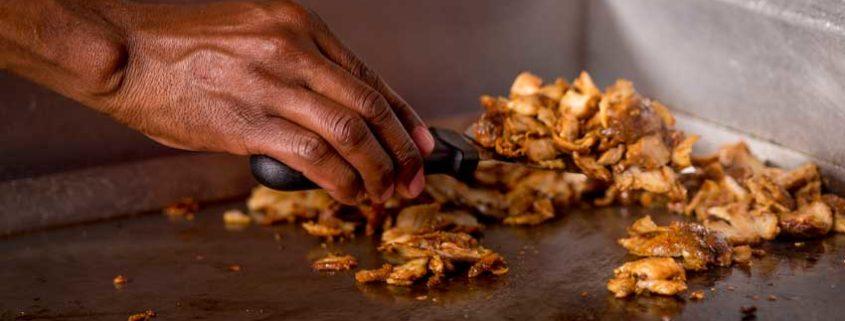 Spicy Chicken Mayo Tramezzini